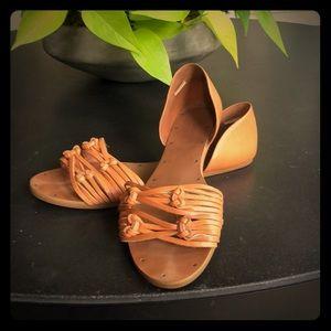 Madewell leather sandal